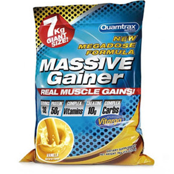 Quamtrax Nutrition  Massive Gainer 7000 г