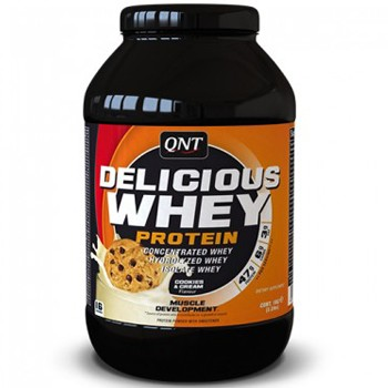 QNT Delicious whey protein 1000 г.