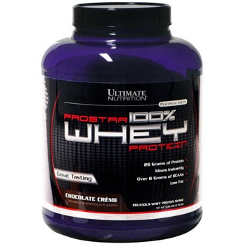 Ultimate Prostar 100% Whey Protein 2390 г.