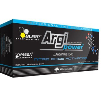 Olimp Argi Power Mega Caps 1500mg 120капс.