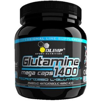 Olimp L-Glutamine 1400 Mega Caps 300капс.
