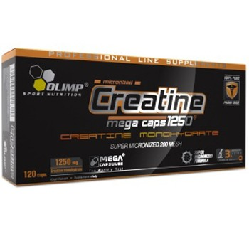 Olimp Creatine Mega Caps 120капс.