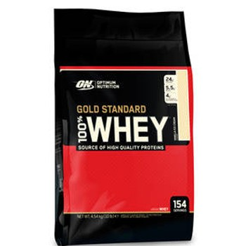 ON 100% Whey Gold Standard 4,54 кг.