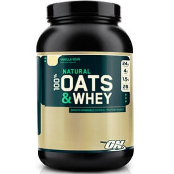 ON 100% Natural Oats & Whey 1350г.