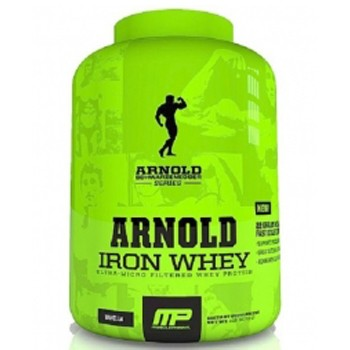 MPH Arnold Series Iron Whey 908г.