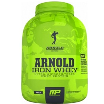 MP Iron Whey Arnold Series 2270 г