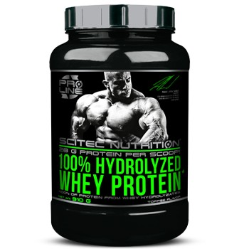 Scitec 100% Hydrolized Whey Protein 2030 г.