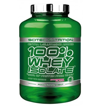 Scitec Nutrition Whey Isolate 2000 г