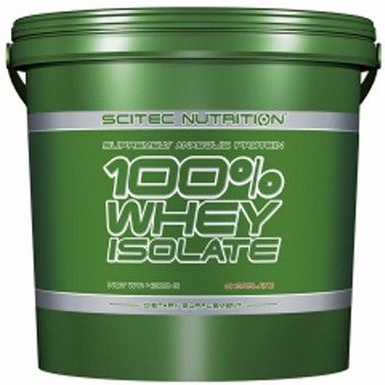 Scitec Nutrition Whey Isolate 4000 г