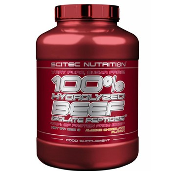 Scitec Nutrition 100% Hydro Beef Peptid  1800 г.