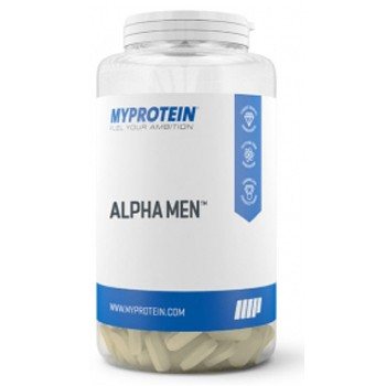 MyProtein Alpha Men 120 таб.