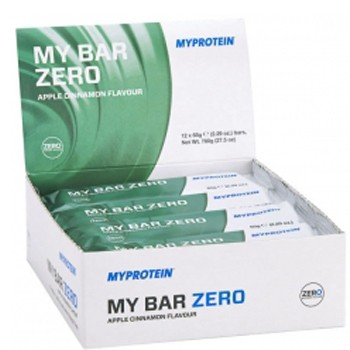 MyProtein My Bar Zero 65 г 12 шт.