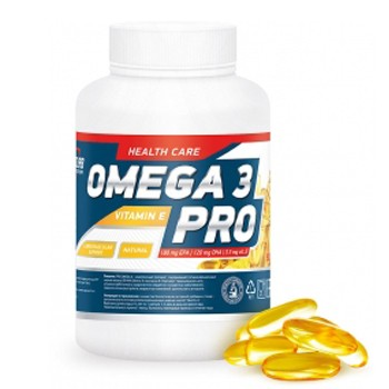 GeneticLab Nutrition Omega 3 PRO 90 капсул