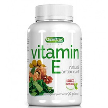 Quamtrax Nutrition Vitamin E 90 капс