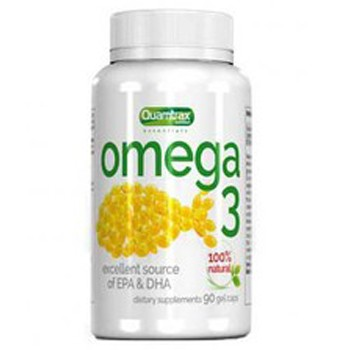 Quamtrax Nutrition Omega 3 90 капс