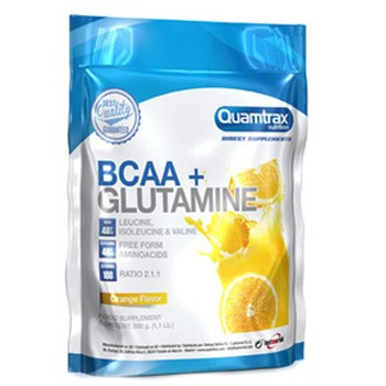 Аминокислоты BCAA 2:1:1 + Glutamine Powder 500 г