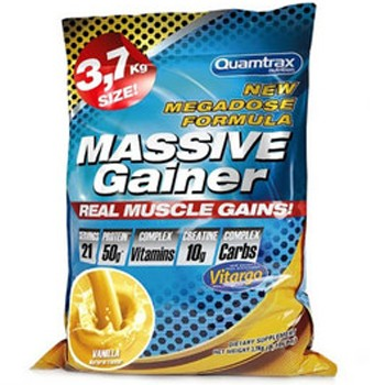 Quamtrax Nutrition Massive Gainer 3700 г