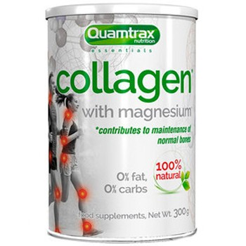 Quamtrax Nutrition Collagen with magnesium 300 г