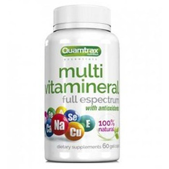 Quamtrax Nutrition Multi Vitamineral 60 капс